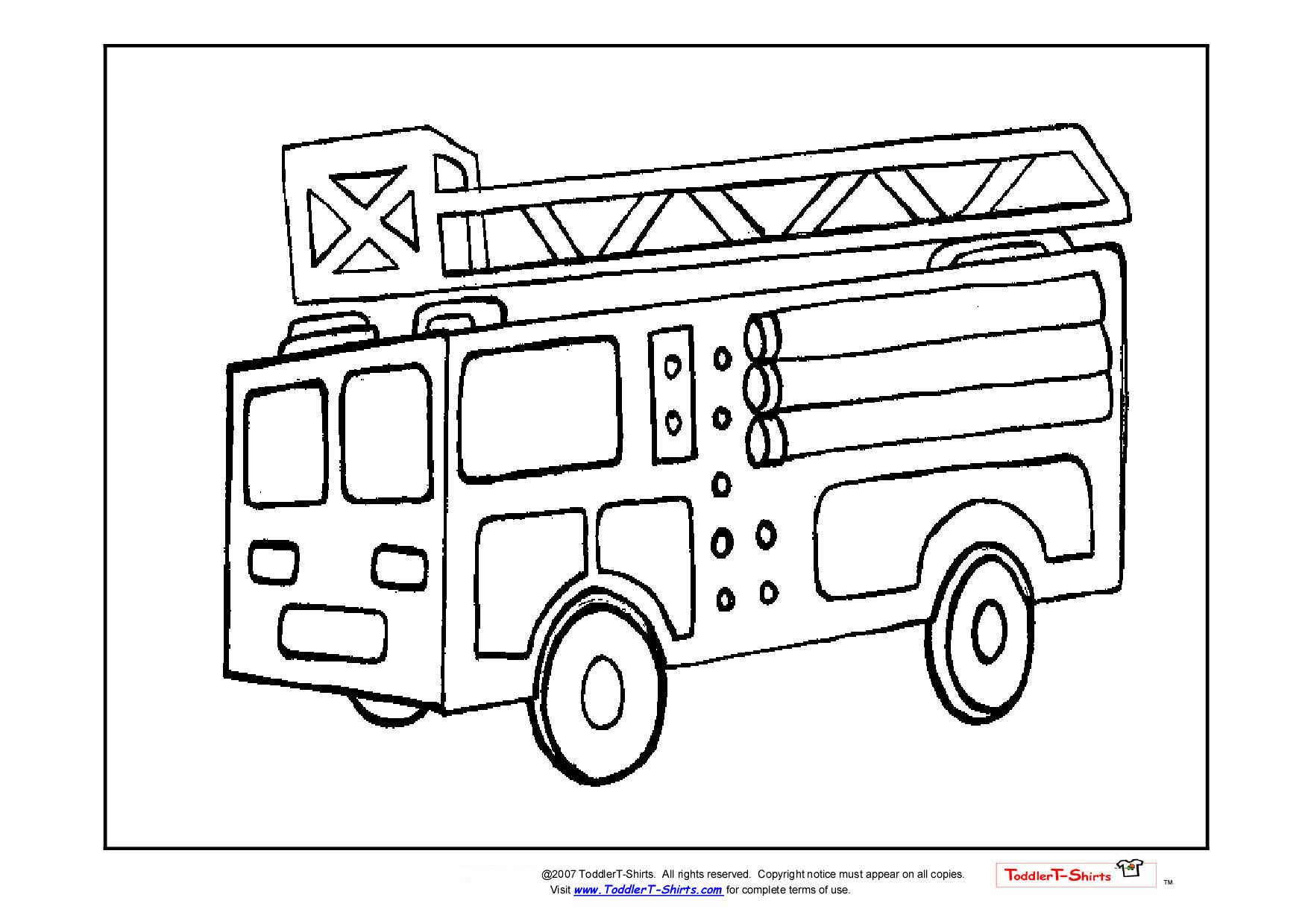 auto flames coloring pages - photo#30